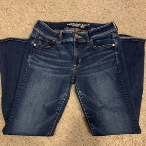 American Eagle bootcut size 10 Short